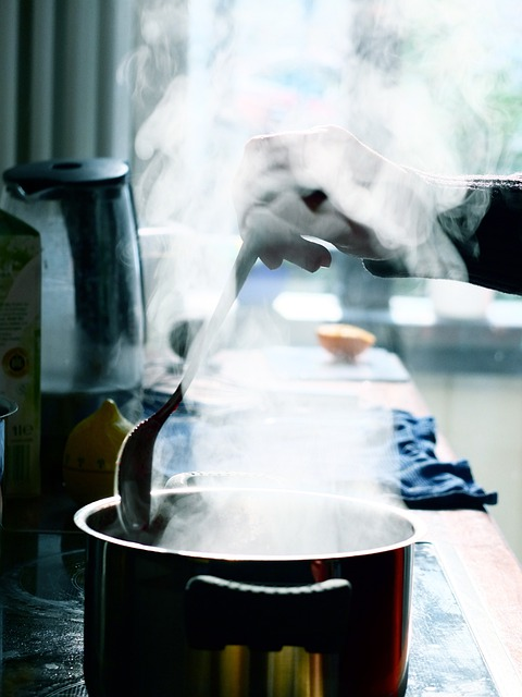 Pot Kitchen Steam · Free photo on Pixabay | 480 x 640 jpeg 59kB