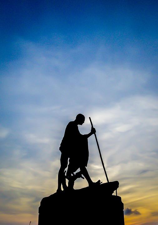 Free Photo Mahatma Gandhi India Free Image On Pixabay