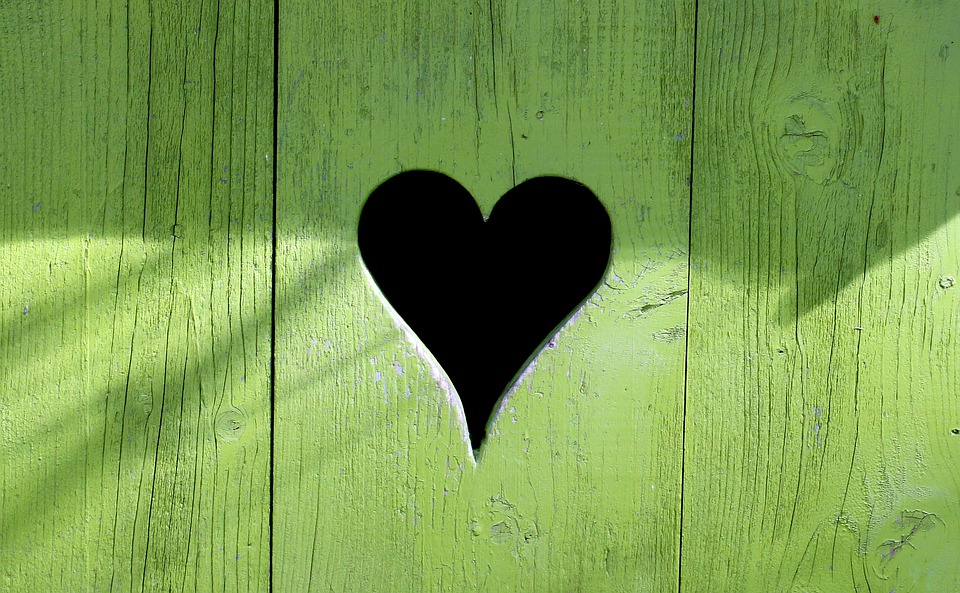 Free Photo Heart Wooden Heart Symbol Love Free Image