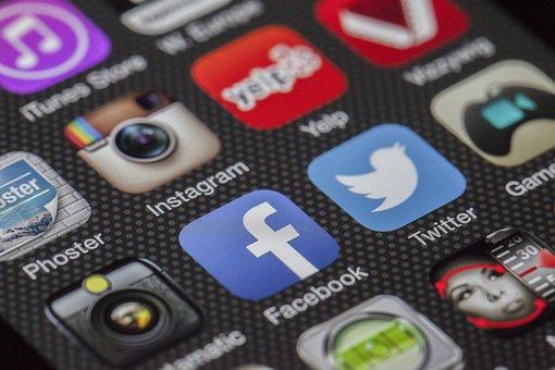 Telefone, Mostrar, Apps, Aplicativos