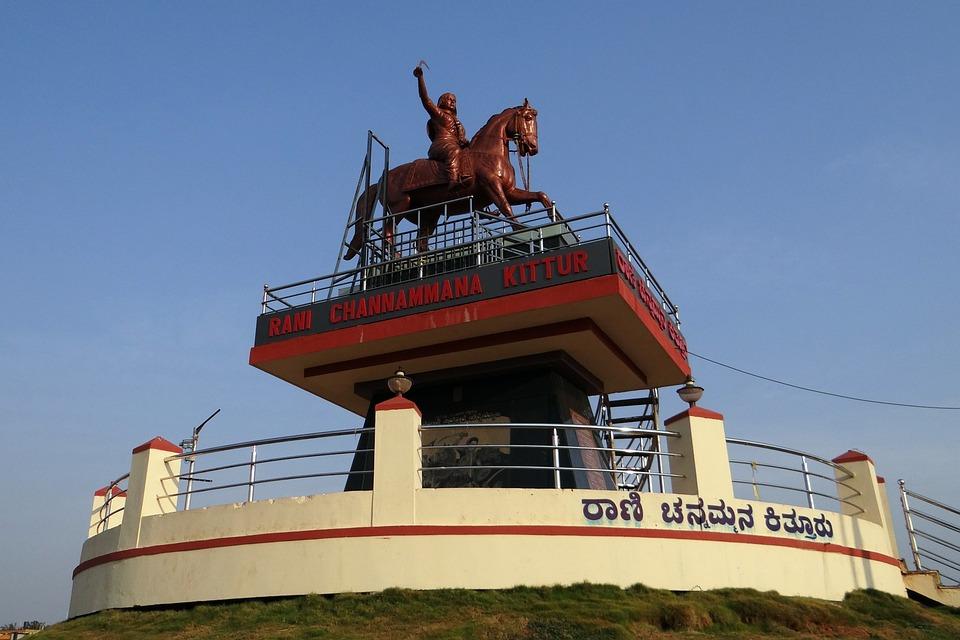 Kitturu Rani Chennamma, Rani Chennamma, Kittur, Queen