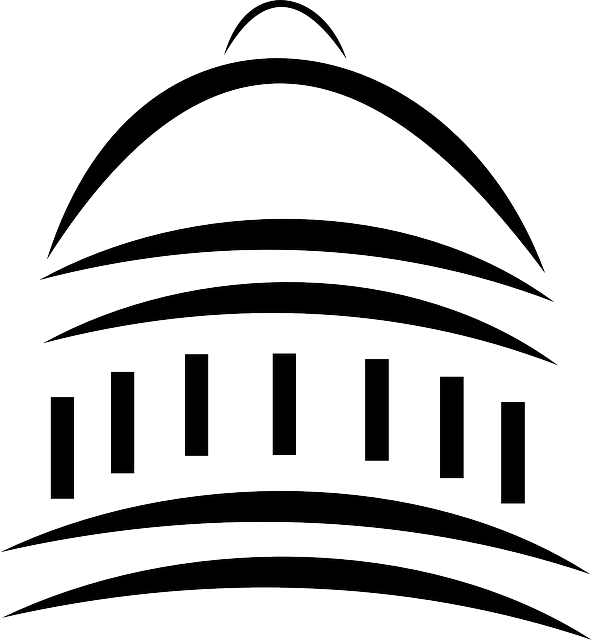 Capitol Washington Dc Building Free Vector Graphic On