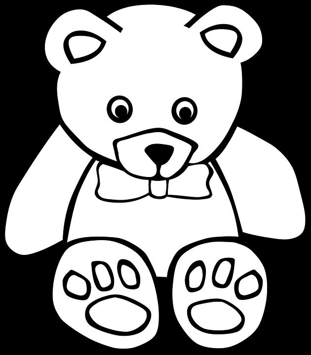 Oso De Peluche · Gráficos vectoriales gratis en Pixabay