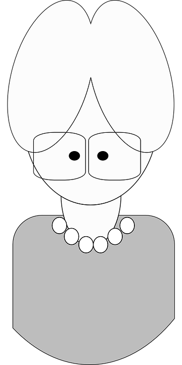 Grandmother Lady Woman Free Vector Graphic On Pixabay