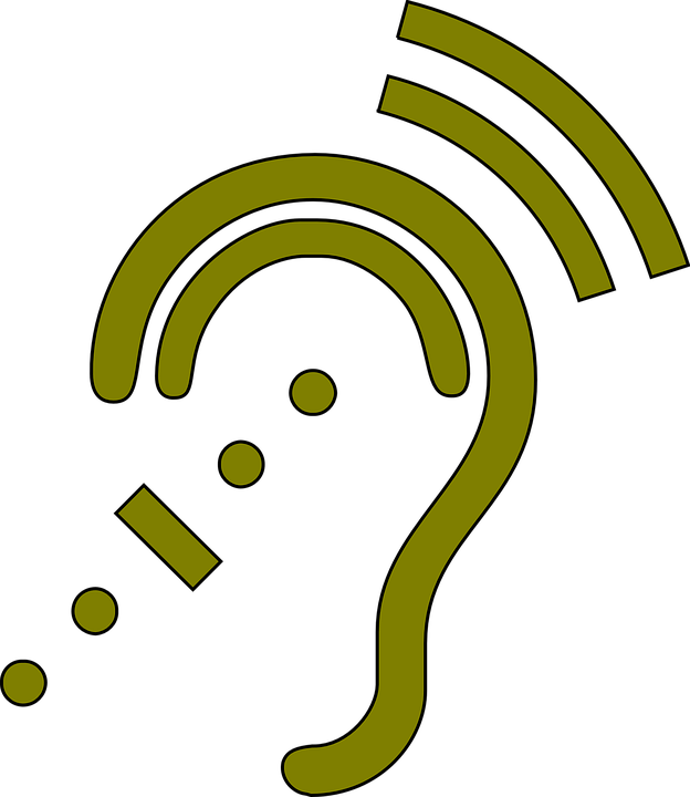 Hearing Disability Disabled 183 Free Vector Graphic On Pixabay