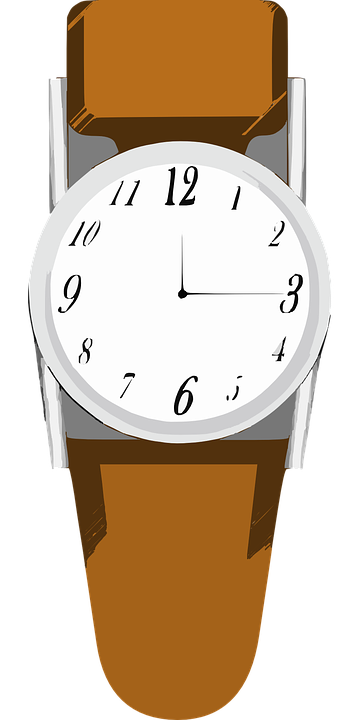 Free vector graphic wrist watch brown time analog free image on pixabay 294110 for Cartoon watches