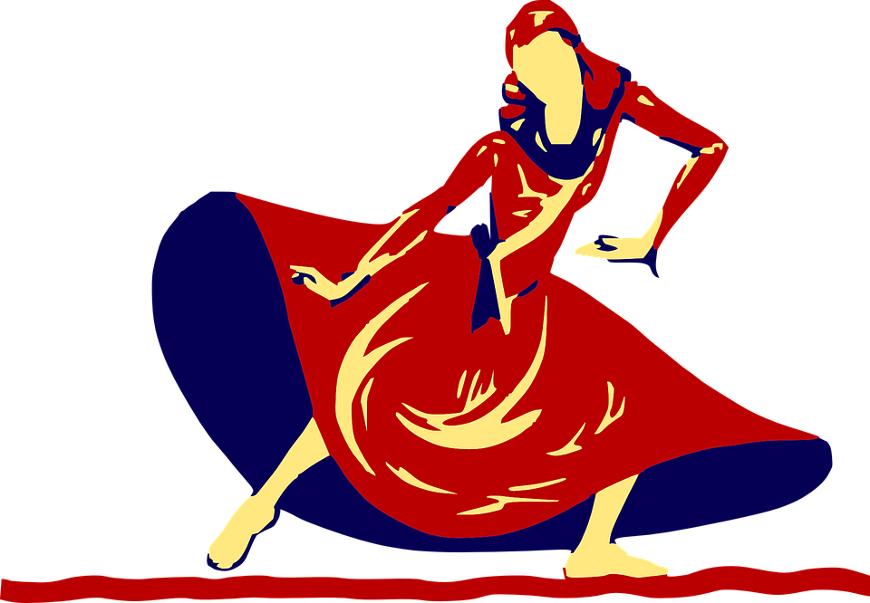 Dancer Dance Symbol Free Vector Graphic On Pixabay