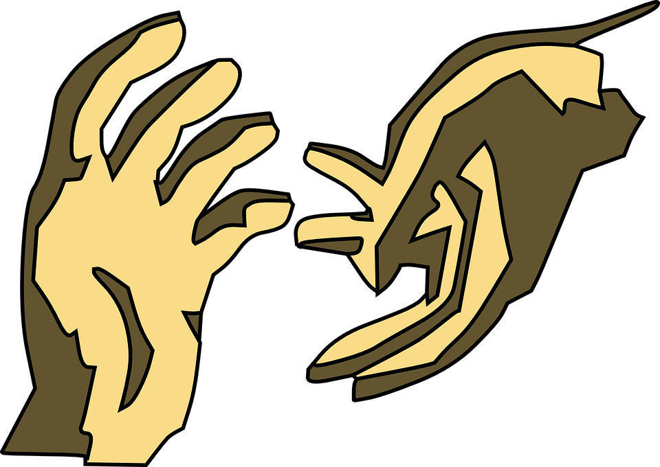 Hands Gesture People · Free Vector Graphic On Pixabay