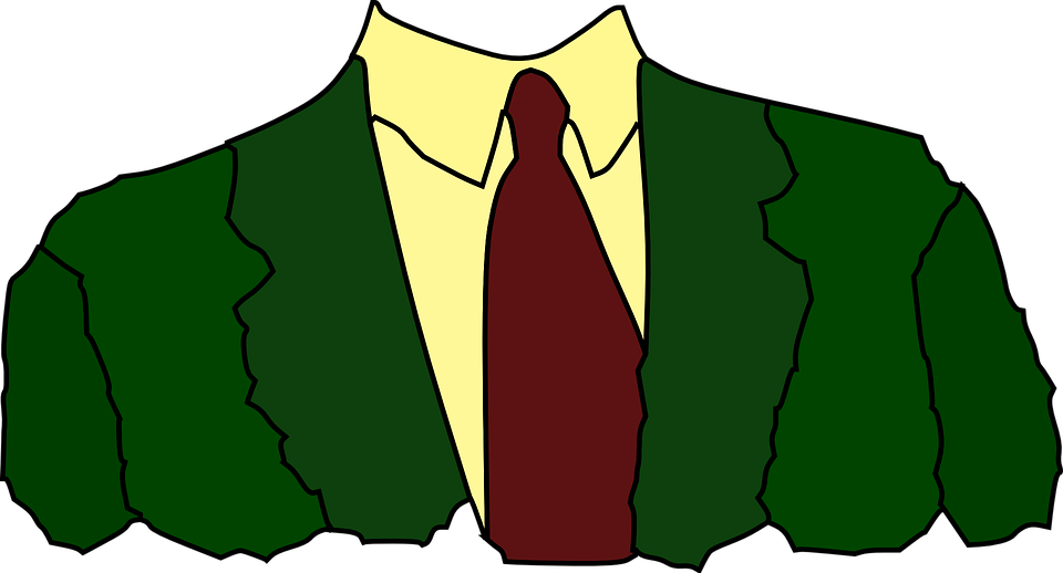 suit man clothing free vector graphic on pixabay rh pixabay com clipart shirt and tie