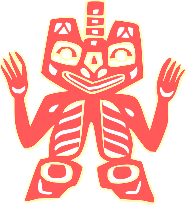Tribal Symbolic India Free Vector Graphic On Pixabay
