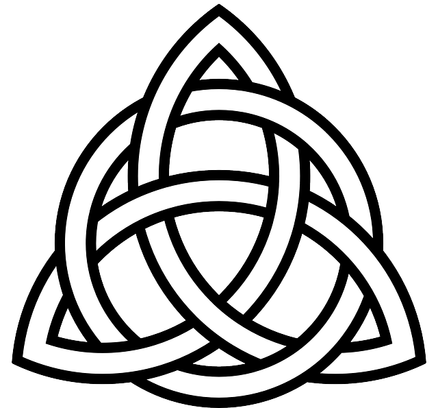 Celtic Tribal Knot Free Vector Graphic On Pixabay