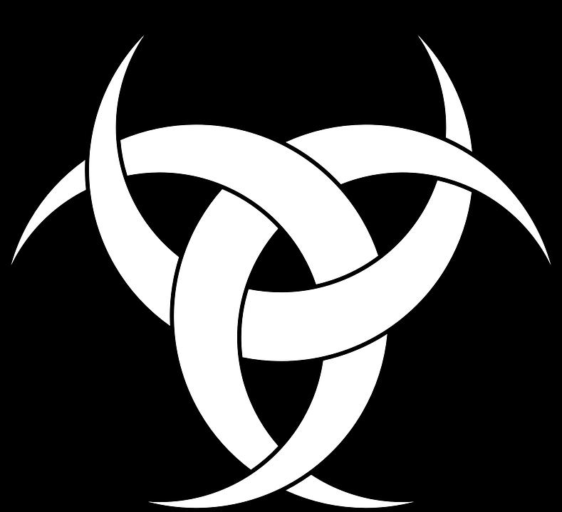 Tattoo Three Moon - Free vector graphic on Pixabay