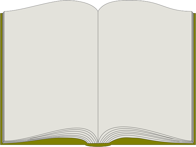 how to keep a book open when reading