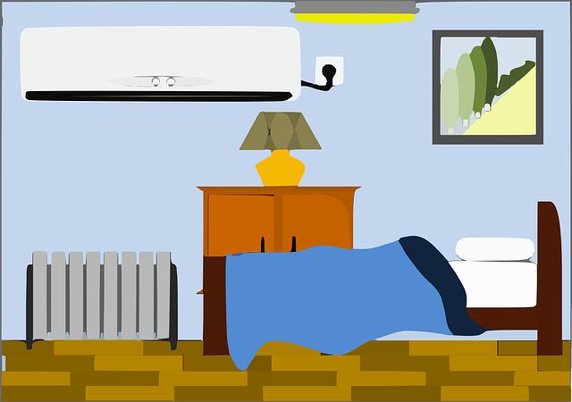 Haus Zimmer Bett Kostenlose Vektorgrafik Auf Pixabay