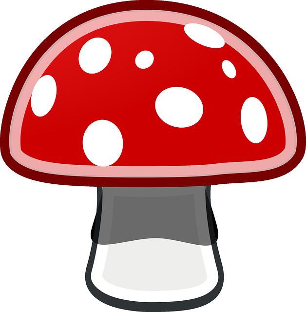 анальном грибы фото для вырезания полутора