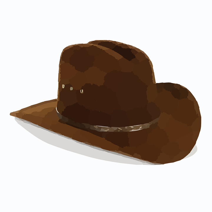 7539ce6c25175 Cowboy Hat Western - Free vector graphic on Pixabay