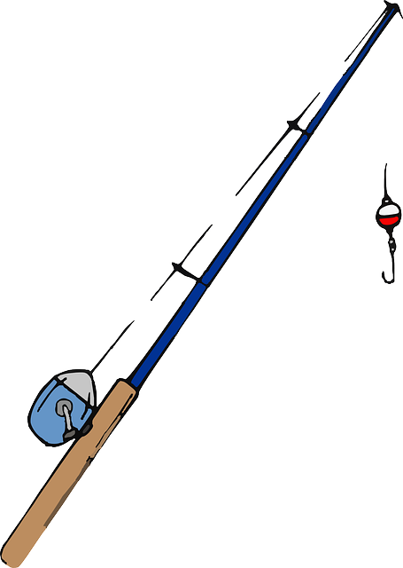 Fishing Rod · Free vector graphic on Pixabay