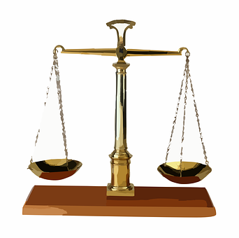 Scales, Law, Judge, Balance, Weighing