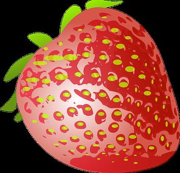 100 Free Strawberry Food Vectors Pixabay