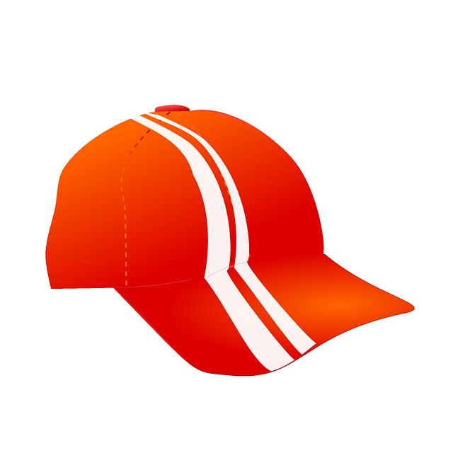 Hat Baseball 183 Free Vector Graphic On Pixabay