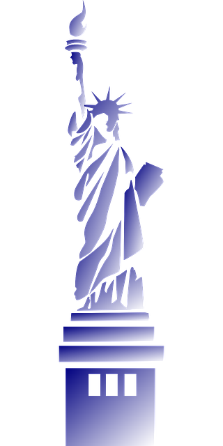 Free Vector Graphic Statue Of Liberty New York Free
