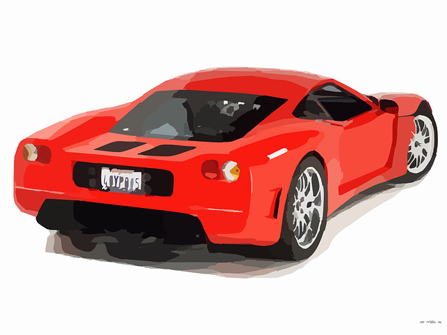 Racing Car Ferrari Lamborghini 183 Free Vector Graphic On
