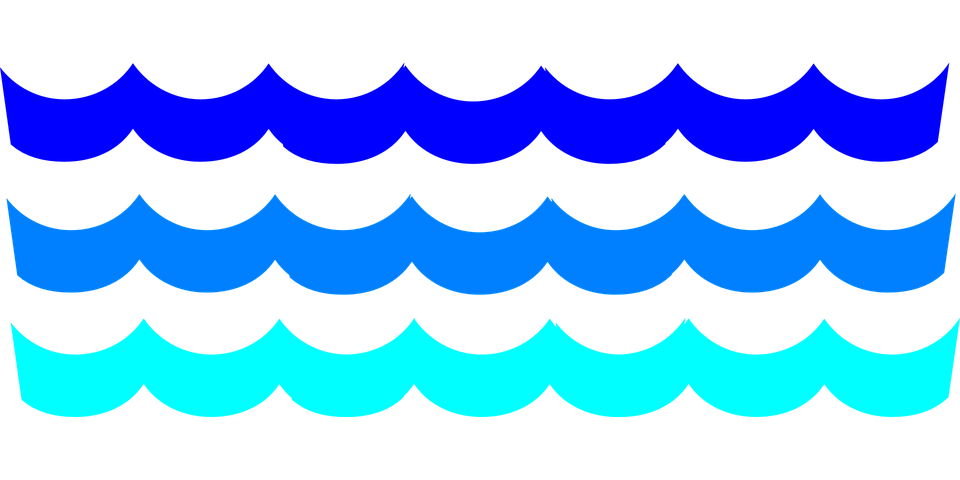 Water waves swimming pool free vector graphic on pixabay for Pool design graphic