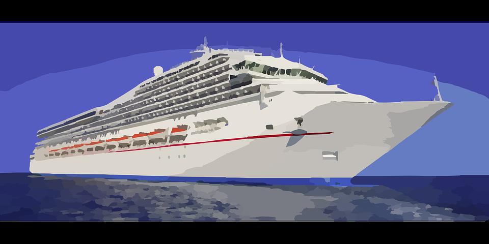 Free Vector Graphic Cruise Ship Cruiser Ship Cruise