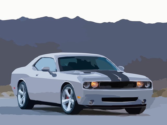 Free vector graphic: Dodge, Car, Sports Car, Challenger - Free Image on Pixabay - 295421