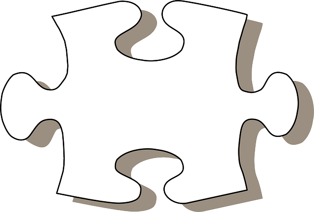 Jigsaw Puzzle Piece Black · Free Vector Graphic On Pixabay
