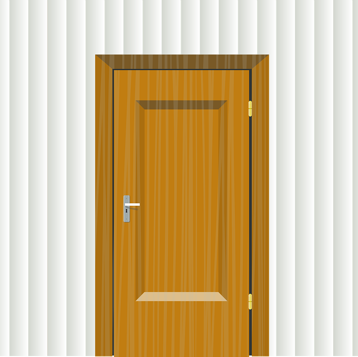 Wall Door Inset · Free vector graphic on Pixabay