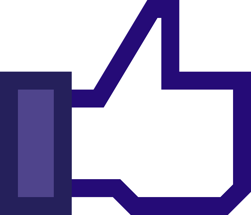 facebook blue button free vector graphic on pixabay rh pixabay com official facebook like button vector facebook like us button vector