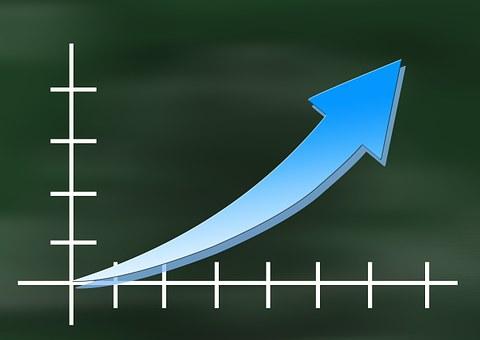 証券取引所, トレーディング フロア, ビジネス, 金融, 金融の世界, 矢印