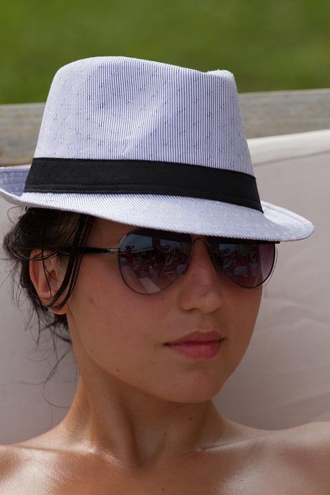 54665c9dc75e Kvinde Hat Pige - Gratis foto på Pixabay