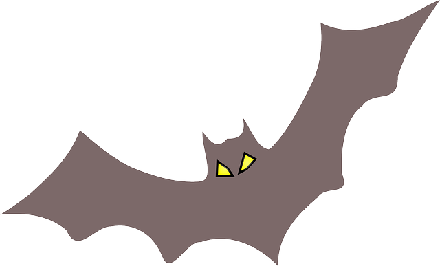 bat halloween spooky  u00b7 free vector graphic on pixabay First Thanksgiving Clip Art Vintage Thanksgiving Clip Art