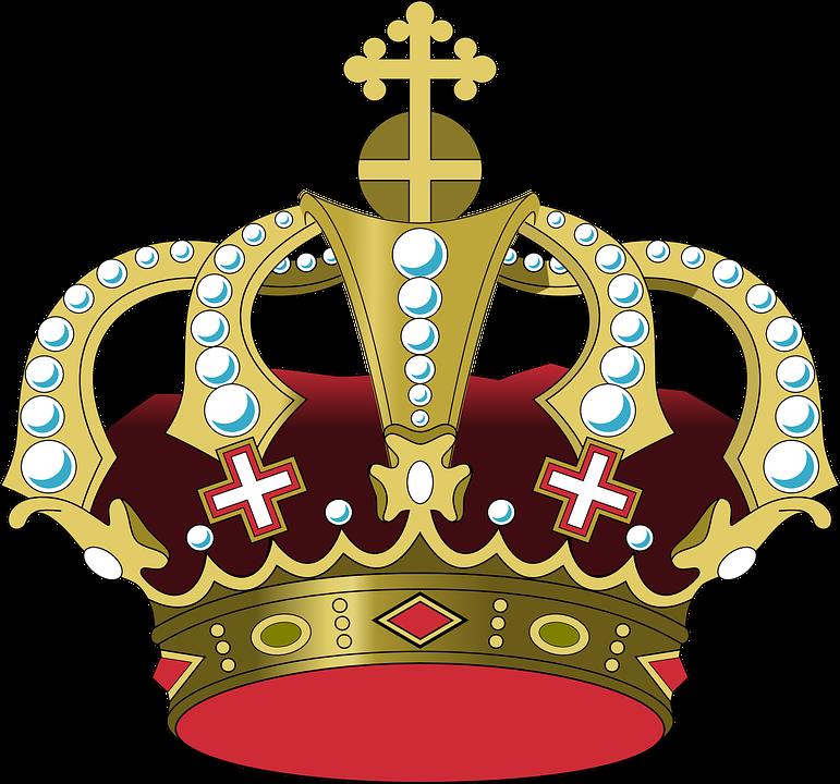 vector gratis: corona, rey, real, realeza - imagen gratis en