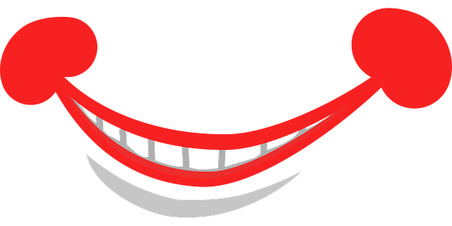 Smile Grinning Grin · Free vector graphic on Pixabay