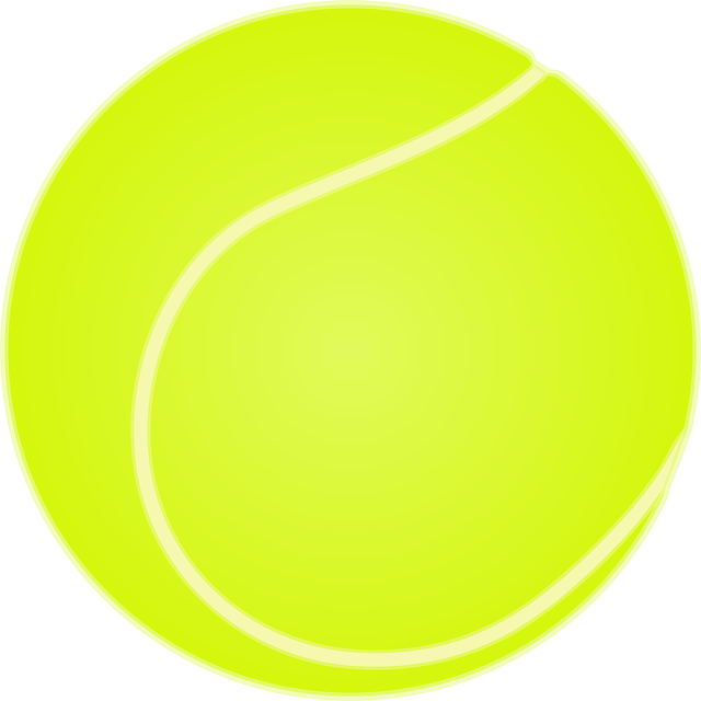 d7752e83d7ce Tennis Ball - Free vector graphic on Pixabay