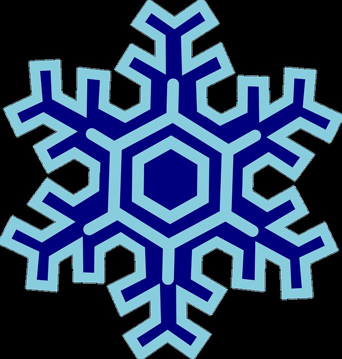 Vector gratis copo de nieve hielo estrellas imagen for Estrella de nieve