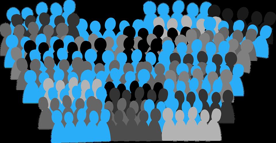 Menge, Menschen, Demokratie, Gemeinschaft, Gruppe