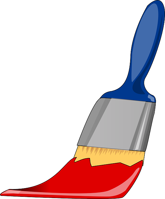 Paint Brush · Free vector graphic on Pixabay