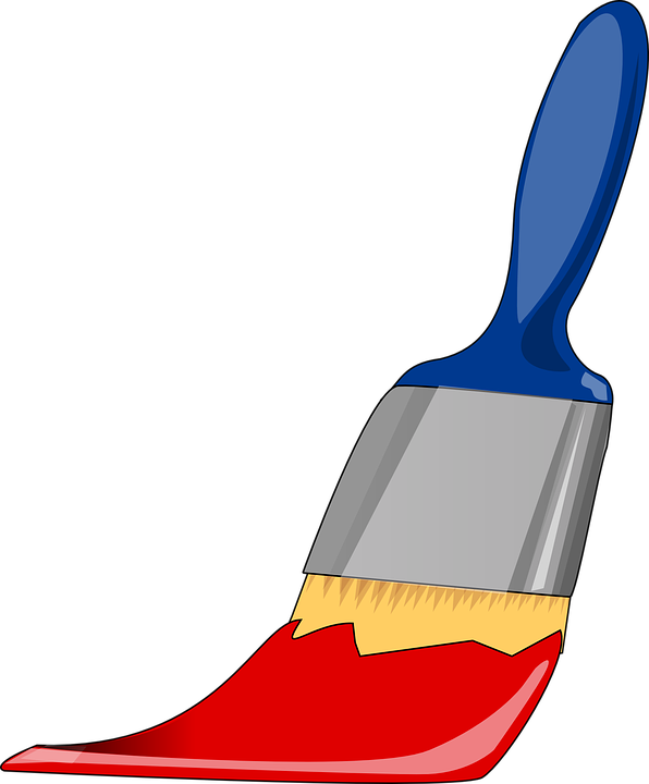 Paint Brush Colors Painting Arts