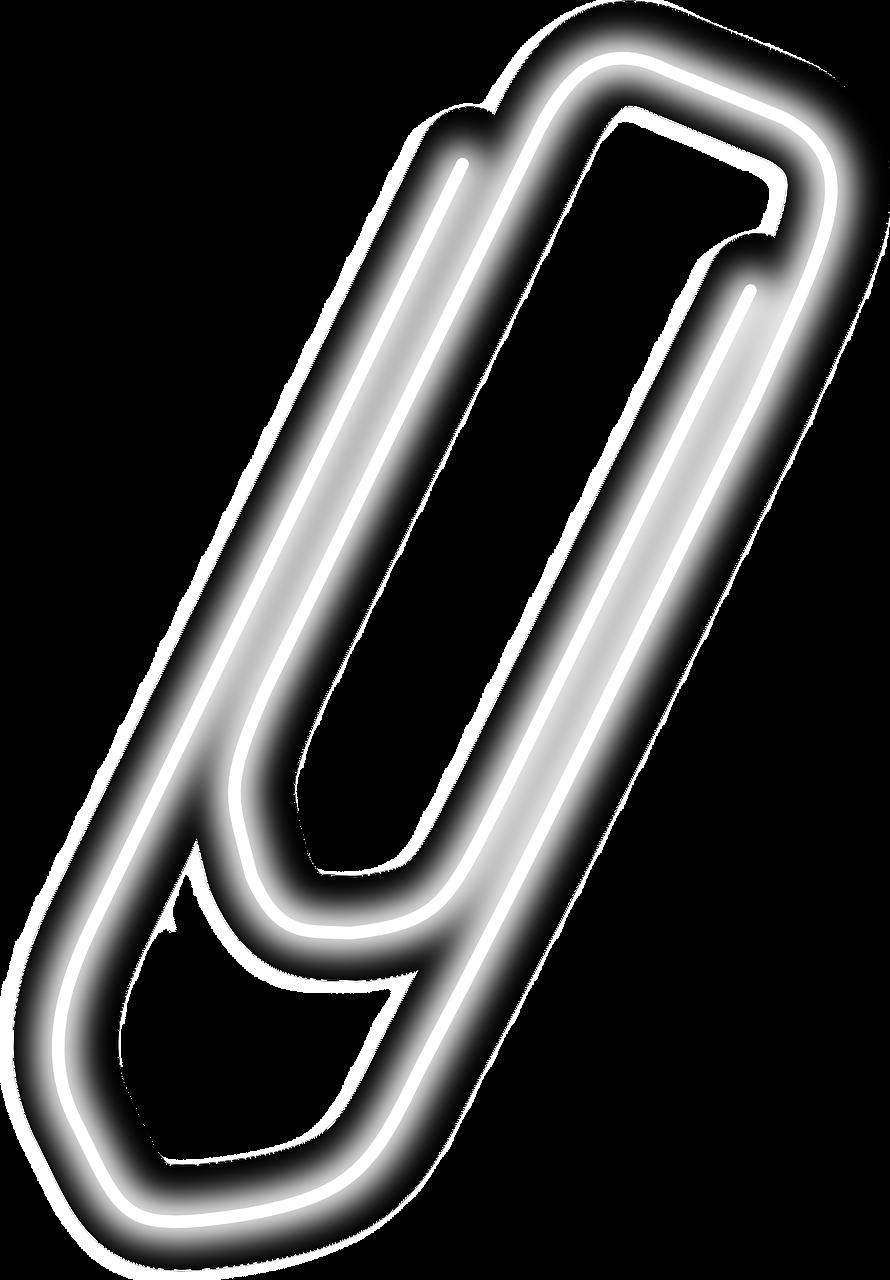 стиле картинки зачеркнутая скрепка номера оформлены