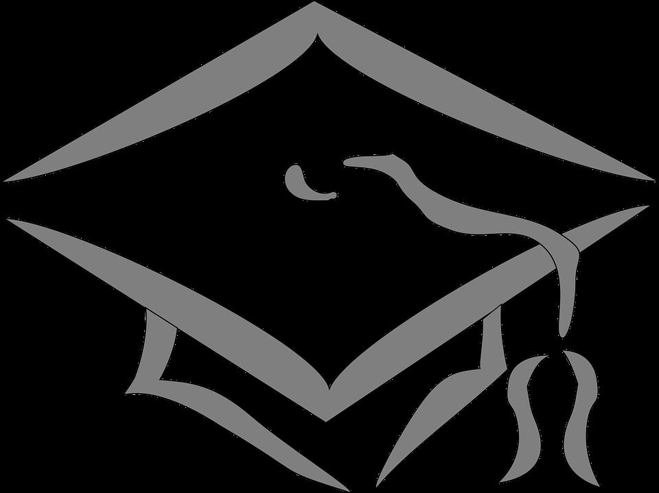 7bb0a6cbc28b Promócie Vysoká Škola Silueta - Vektorová grafika zdarma na Pixabay