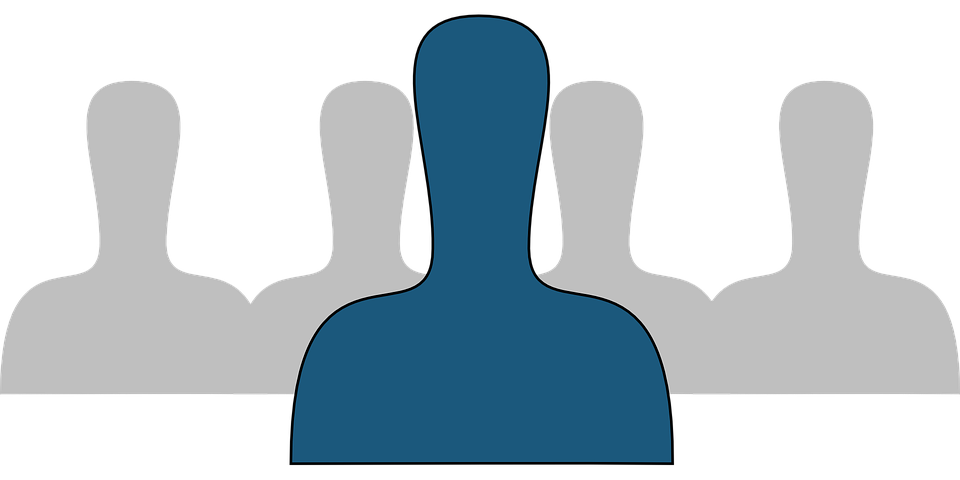 Image Vectorielle Gratuite Groupe Personnes Isolement