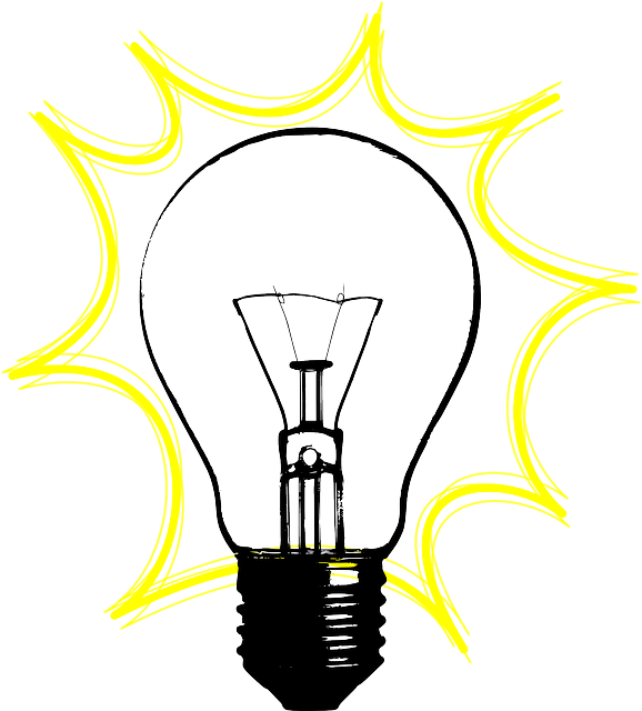 Lamp Light Electric Free Vector Graphic On Pixabay