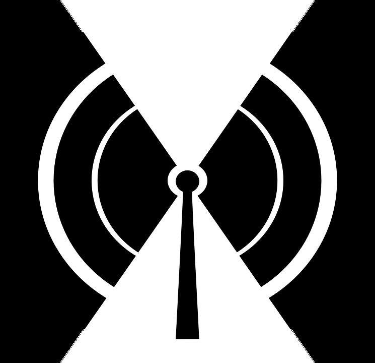 Free vector graphic: Radio, Waves, Wifi, Sender - Free Image on ...