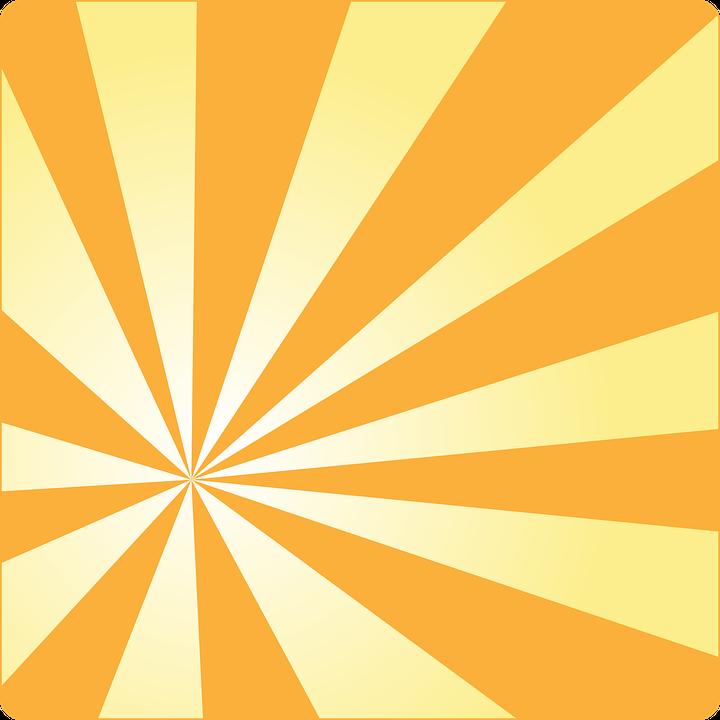 Solarizzazione Raggi Di Sole Grafica Vettoriale Gratuita Su Pixabay