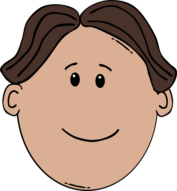 Детские картинки лица людей
