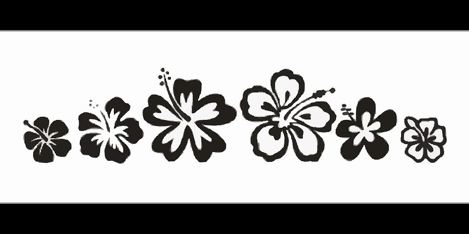 kostenlose vektorgrafik tribal muster blume blumen kostenloses bild auf pixabay 296659. Black Bedroom Furniture Sets. Home Design Ideas